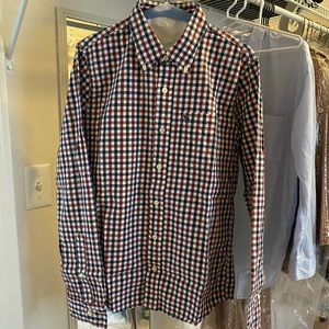 Abercrombie & Fitch checked shirt for man